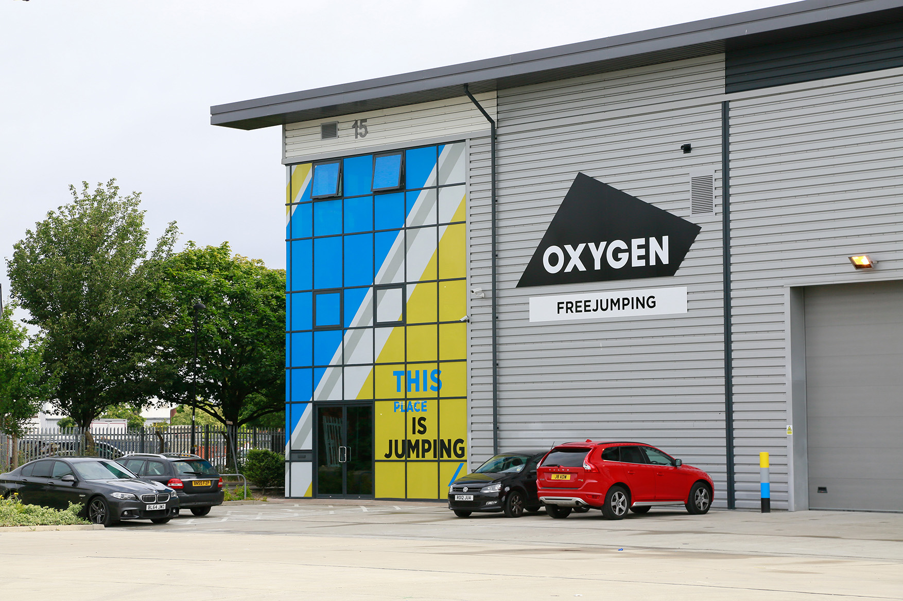 Oxygen Freejumping Acton, London | The Ultimate Trampoline Park