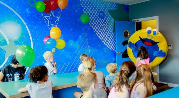 Best kids party idea