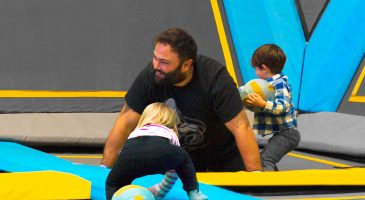 Soft play with parents