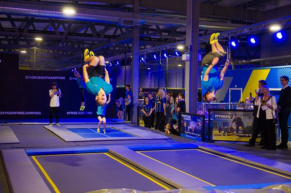Flying High with Oxygen Freejumping! GUEST BLOG by Tanya Godbeer