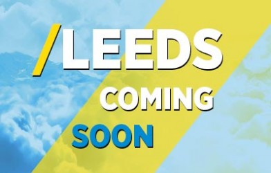 Oxygen Freejumping trampoline park, leeds coming soon poster