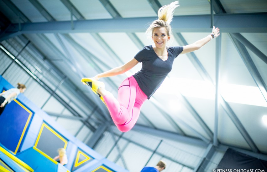 Faya Nilsson at Oxygen Freejumping