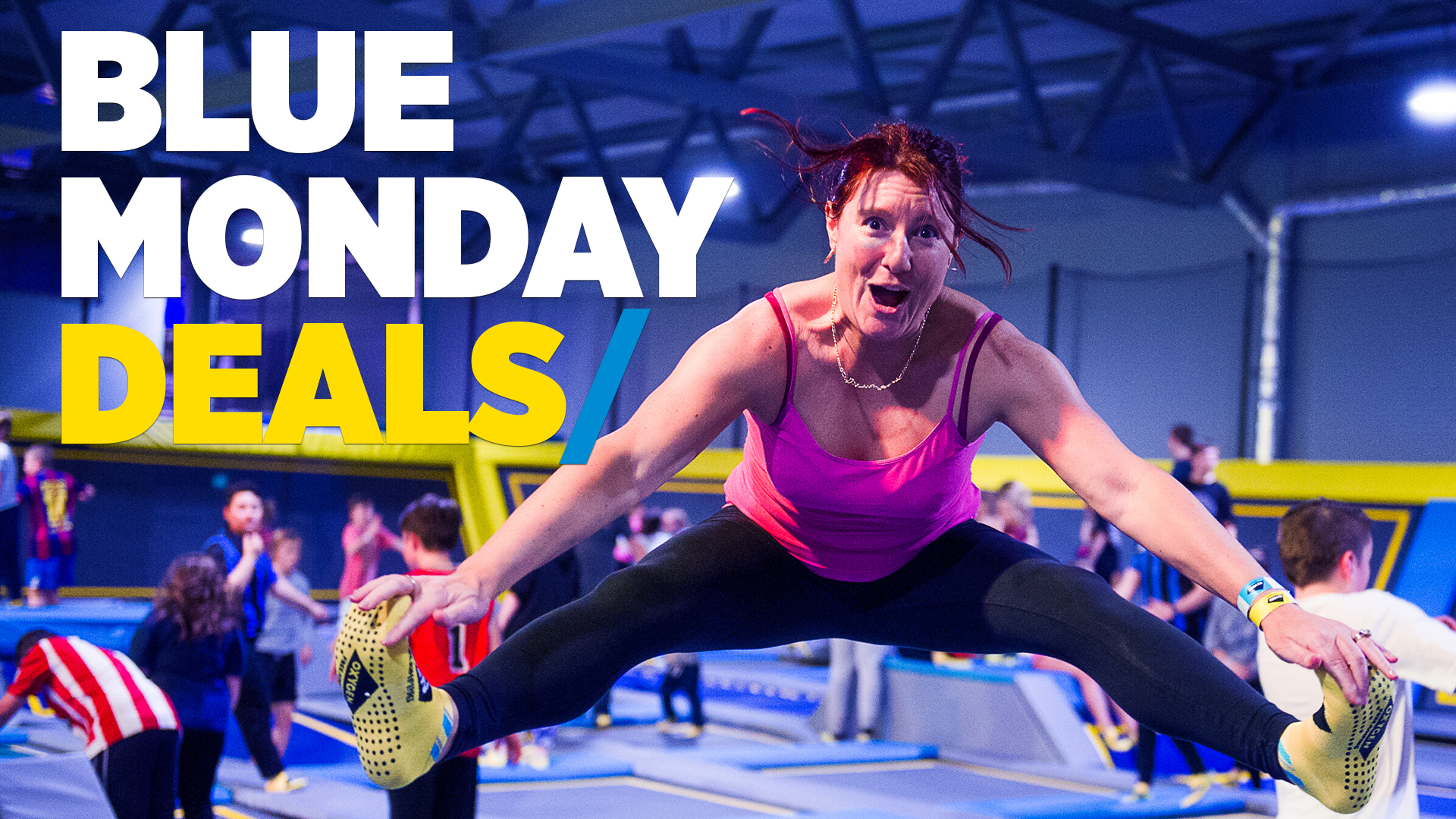BLUE Monday is fast approaching and Brits are preparing for the most depressing day of the year. As doom and gloom is believed to be descending on the January 16, here are some fun deals and.