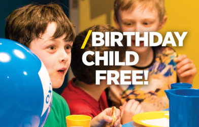Kids Birthday Party Offer
