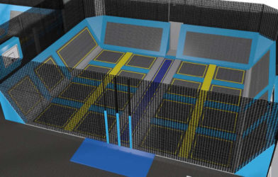 Oxygen-Acton–Dodgeball-Court