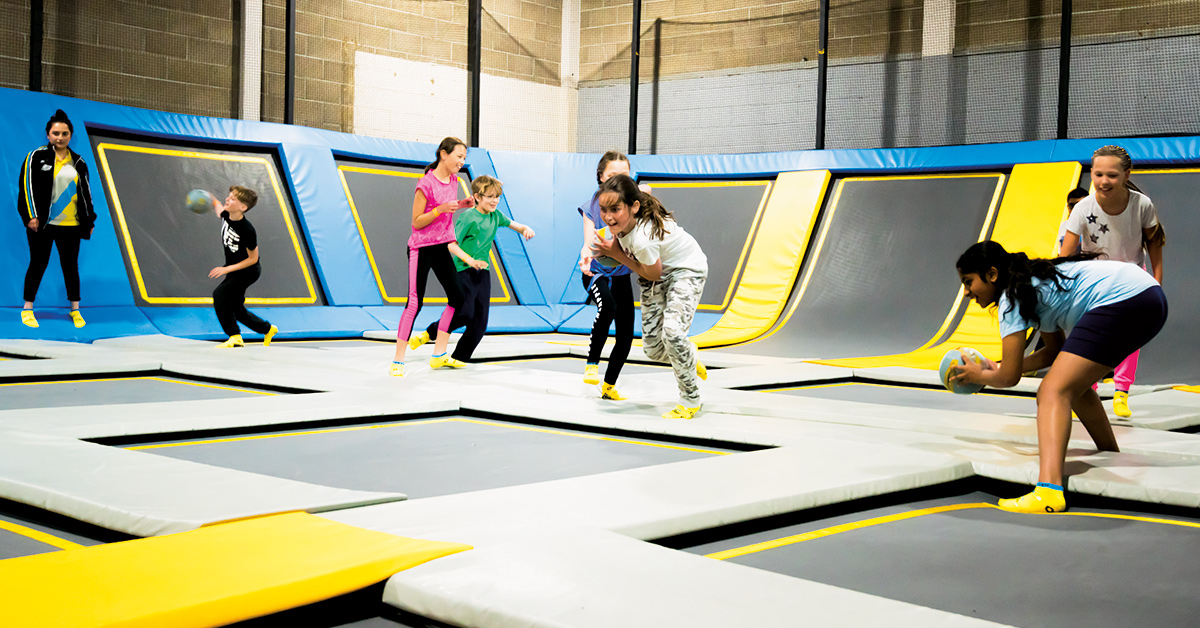 Are Your Kids Active?