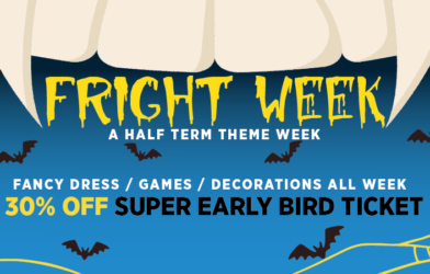 fright week half term