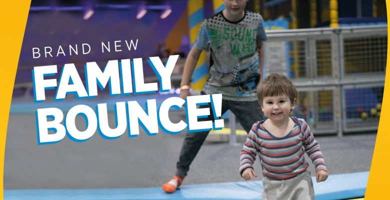 Family Bounce session