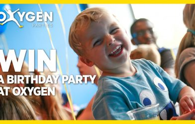 Win a birthday party